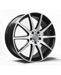 Диски Replay Mercedes MR145 MBF R19 W8 PCD5x112 ET56 DIA66.6