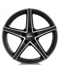 Диски Alutec Raptr racing-black front polished R18 W8 PCD5x114.3 ET35 DIA70.1