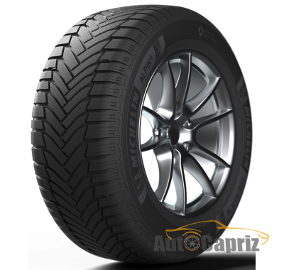 Шины Michelin Alpin 6 195/65 R15 91T