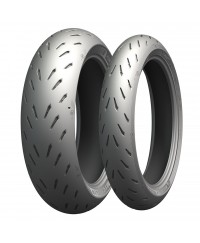 Мотошины Michelin Power RS+ 190/55 R17 75W
