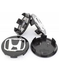 Колпачки на диски Колпачки на диски Honda (69/64) Черные