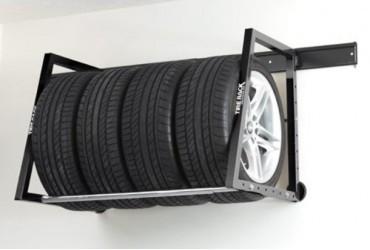 Как хранить летние шины зимой?