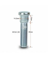 Шпильки колесные Шпилька M12*1,5 40 mm CRP142A40, шт