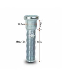Шпильки колесные Шпилька M12*1,25 40mm CRP142B40, шт