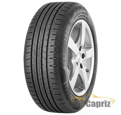 Шины Continental ContiEcoContact 5 165/60 R15 77H