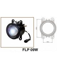 LED-противотуманные фары Светодиодные противотуманные фары ALED FLP 09W (2шт)