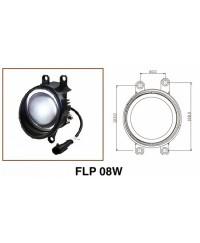 LED-противотуманные фары Светодиодные противотуманные фары ALED FLP 08W (2шт)
