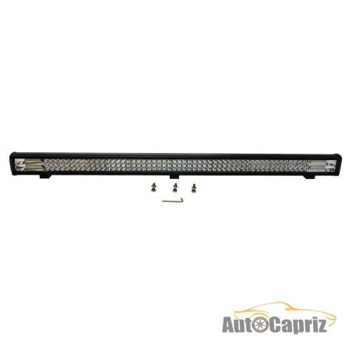 LED-фары комбинированного света Светодиодная фара комбинированного света AllLight F-612W 204 chip CREE combo 9-30V нижний крепеж