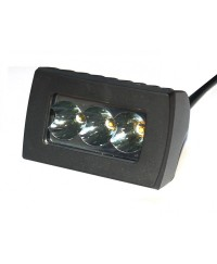 LED-фары дальнего света Светодиодная фара дальнего света AllLight 45T-15W 3 chip cree 9-30V