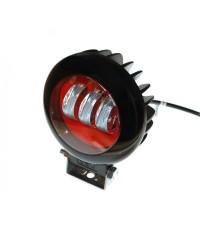 LED-фары ближнего света Светодиодная фара ближнего света AllLight 30W(A) 3 chip 9-30V