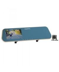 1080(FullHD)-качество Зеркало-накладка заднего вида с Full HD регистратором Aspiring Reflex 1