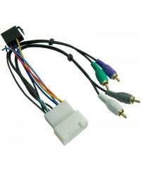 Адаптеры Bluetooth,  Xcarlink, iPod и другие Адаптер усилителя Toyota/Lexus AWM TLA-100