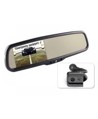 Зеркала с монитором Зеркало заднего вида Gazer MM706 Chevrolet, Daewoo