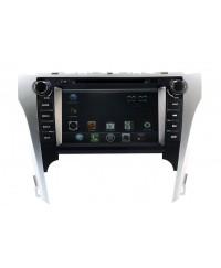 Toyota Штатная магнитола Gazer CM6510-V50 Toyota Camry V50 2012-15