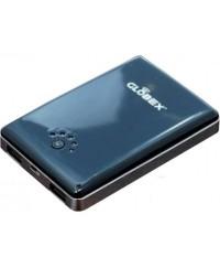 Батарейки Портативный аккумулятор Globex GU-PB84 черный
