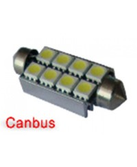 LED-габариты Габарит IDIAL 450 T10 8Led 5050 SMD CAN (2шт)