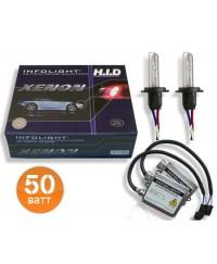 Комплекты ксенон Комплект ксенонового света Infolight H8-11 4300K 50W