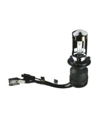Лампы биксеноновые Биксеноновая лампа Infolight H4 H/L 6000K ver.2 35W