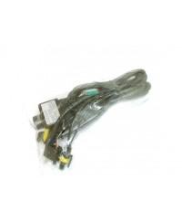 Проводка, герметик Коммутация для биксенона H4 Infolight