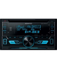 Автомагнитолы 2-DIN 2-DIN CD/MP3-ресивер Kenwood DPX-3000U