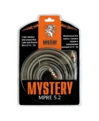Межблочные и специальные Кабель межблочный Mystery MPRE 5.2(5m)