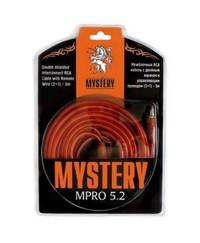 Межблочные и специальные Кабель межблочный Mystery MPRO 5.2 (5m)