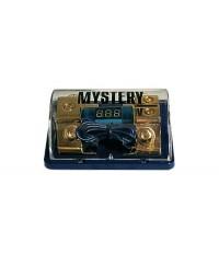 Инсталляция автомузыки Дистрибьютор питания Mystery MPD-10