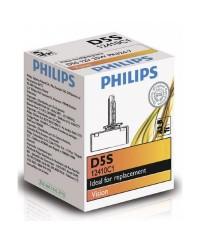 Лампы ксеноновые Лампа ксеноновая PHILIPS 12410C1 D5S 85V 25W PK32d-7 Vision