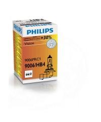 Галогенные лампы Лампа галогенная Philips HB4 Vision, 3200K, 1шт/картон 9006PRC1
