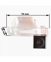 Nissan/Infinity Камера заднего вида Prime-X CA-9563 Nissan