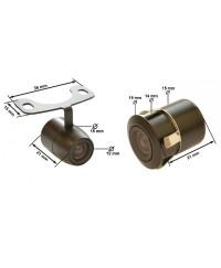 Видеокамеры универсальные Камера заднего/переднего вида Prime-X MCM-03 (RMCM-03)