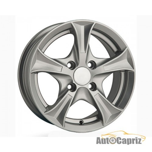 Диски Angel Luxury 506 S R15 W6.5 PCD5x108 ET35 DIA67.1