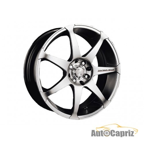 Диски RS Tuning H-117 HS R13 W5.5 PCD8x98/100 ET38 DIA67.1