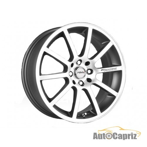 Диски RS Tuning H-286 DDNFP R16 W6.5 PCD5x114.3 ET50 DIA67.1