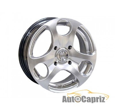 Диски RS Tuning H-344 HS R14 W6 PCD4x114.3 ET35 DIA73.1