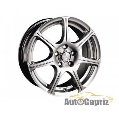 Диски RS Tuning H-171 HS R13 W5.5 PCD4x100 ET38 DIA67.1