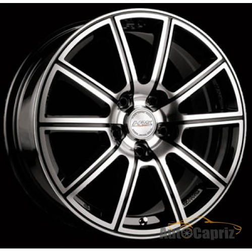 Диски RS Tuning H-423 BKFP R15 W6.5 PCD4x114.3 ET40 DIA67.1
