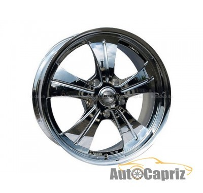 Диски RS Tuning H-611 CH R22 W10 PCD5x150 ET45 DIA110.2