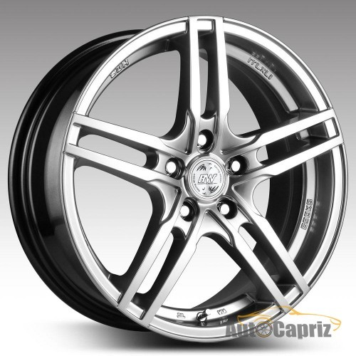 Диски RS Tuning H-534 DDNFP R15 W6.5 PCD4x114.3 ET40 DIA67.1