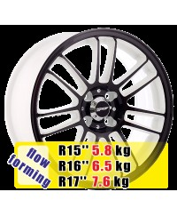 Диски Yokatta-Rays YA 1006 CA W PB R16 W7 PCD4x98 ET35 DIA73.1