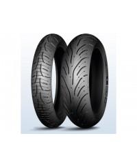 Мотошины Michelin Pilot Road 4 190/55 R17 75W