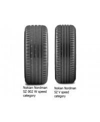 Шины Nokian Nordman SZ 225/55 R17 101V
