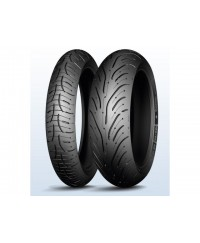 Мотошины Michelin Pilot Road 4 120/70 R15 56H