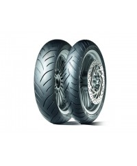 Мотошины Dunlop Scoot Smart 120/70 R12 51S TL F/R