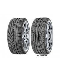 Шины Michelin Pilot Alpin PA4 245/45 R17 99V