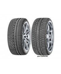 Шины Michelin Pilot Alpin PA4 285/35 R20 104V XL N0