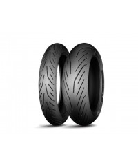 Мотошины Michelin Pilot Power 3 190/55 R17 75W