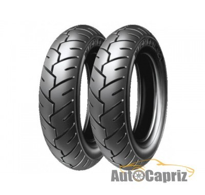 Мотошины Michelin Tyres Scooter S1 80/100 R10 46J