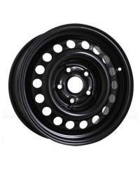 Диски Кременчуг (КрКЗ) Nissan Tiida Black R15 W5.5 PCD4x114.3 ET40 DIA67
