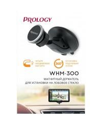 Крепления в автомобиль Автокрепление для смартфонов Prology WHM-300